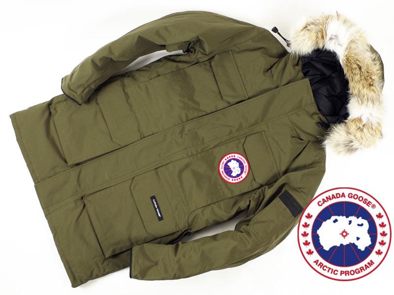 Canada Goose Expedition Parka Storlek