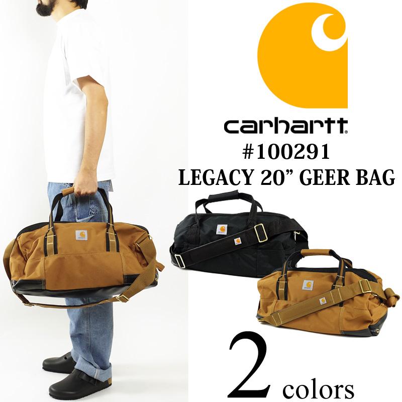 06c374b53be8 Car heart Carhartt #100291 Legacy 20 inches gear bag (LEGACY 20