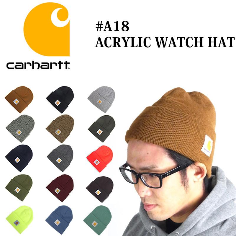 693ea97da88d2 Jalana  Car heart Carhartt A18 acrylic knit cap (knit cap hat ...