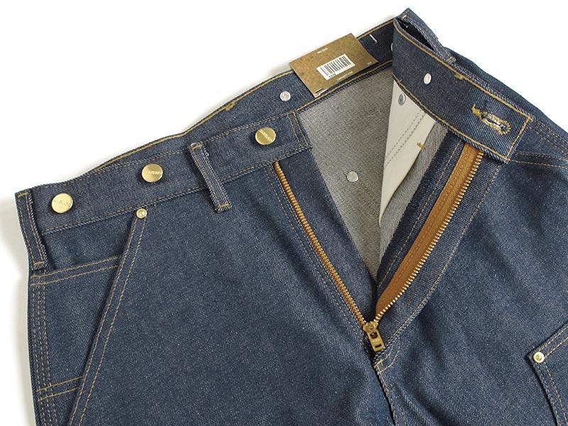 Carhartt Carhartt B07 double front denim painter pants ( DOUBLE FRONT DENIM WORK PANT work pants double knee )