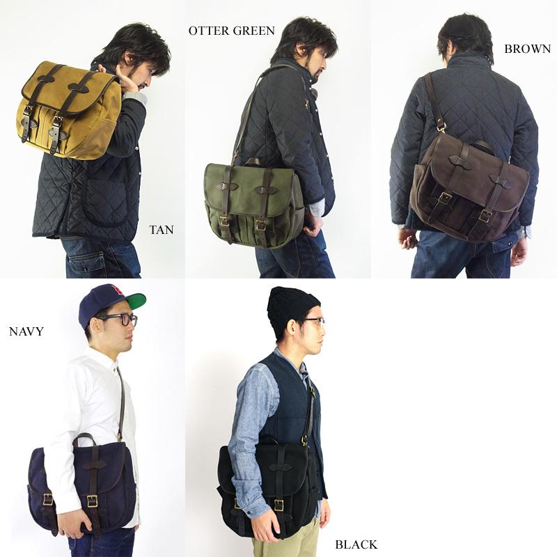 Filson Bag Medium Field Tan