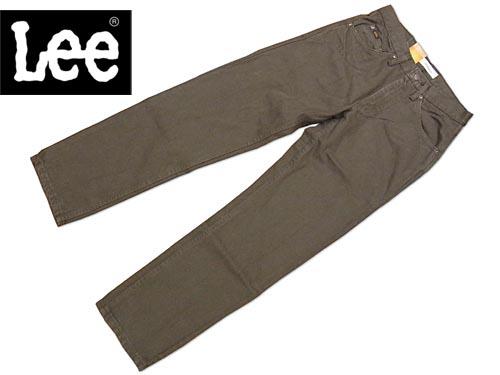 Lee Lee # 200 straight jeans Walnut ( STRAIGHT LEG JEAN WALNUT )