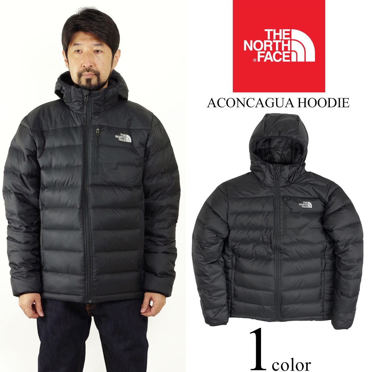 cb8e32e3170a Jalana  North Face THE NORTH FACE アコンカグアフーディー (non-release ACONCAGUA HOODIE  down jacket cold protection in Japan)
