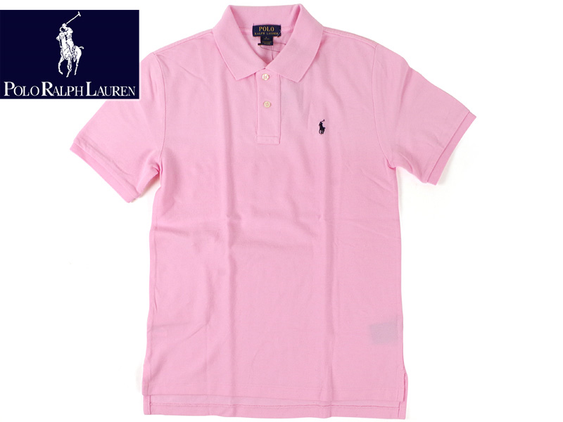 15f9168ce ... ralph lauren button down polo shirt. light a3f70 dcdb2  italy light  pink polo shirt 726a1 dd329