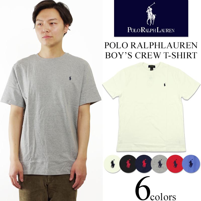 1a9e45b90c Polo Ralph Lauren POLO RALPHLAUREN Boys short sleeves crew neck T-shirt  (circulation model one point in America)