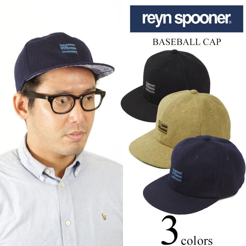 b9e2d672554 レインスプーナー REYN SPOONER baseball cap (BASEBALL CAP wool snapback hat Lahaina)