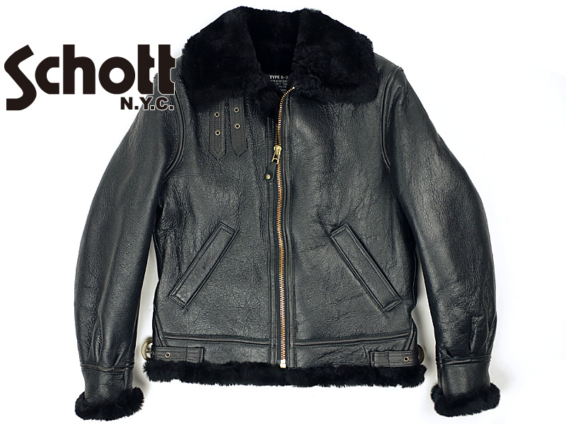 Jalana | Rakuten Global Market: Shot SCHOTT 257S b-3 Sheepskin ...