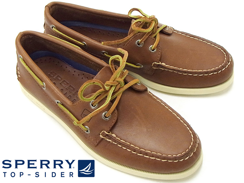 Sperry Top cider SPERRY TOPSIDER deck shoes classic Brown ( DECK SHOES CLASSIC )