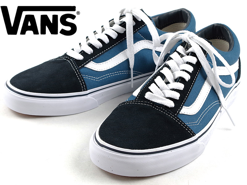a9e6b66fbdf762 Jalana  Vans VANS United States standard old school navy   white (OLD SKOOL  JAZZ jazz NAVY WHITE)