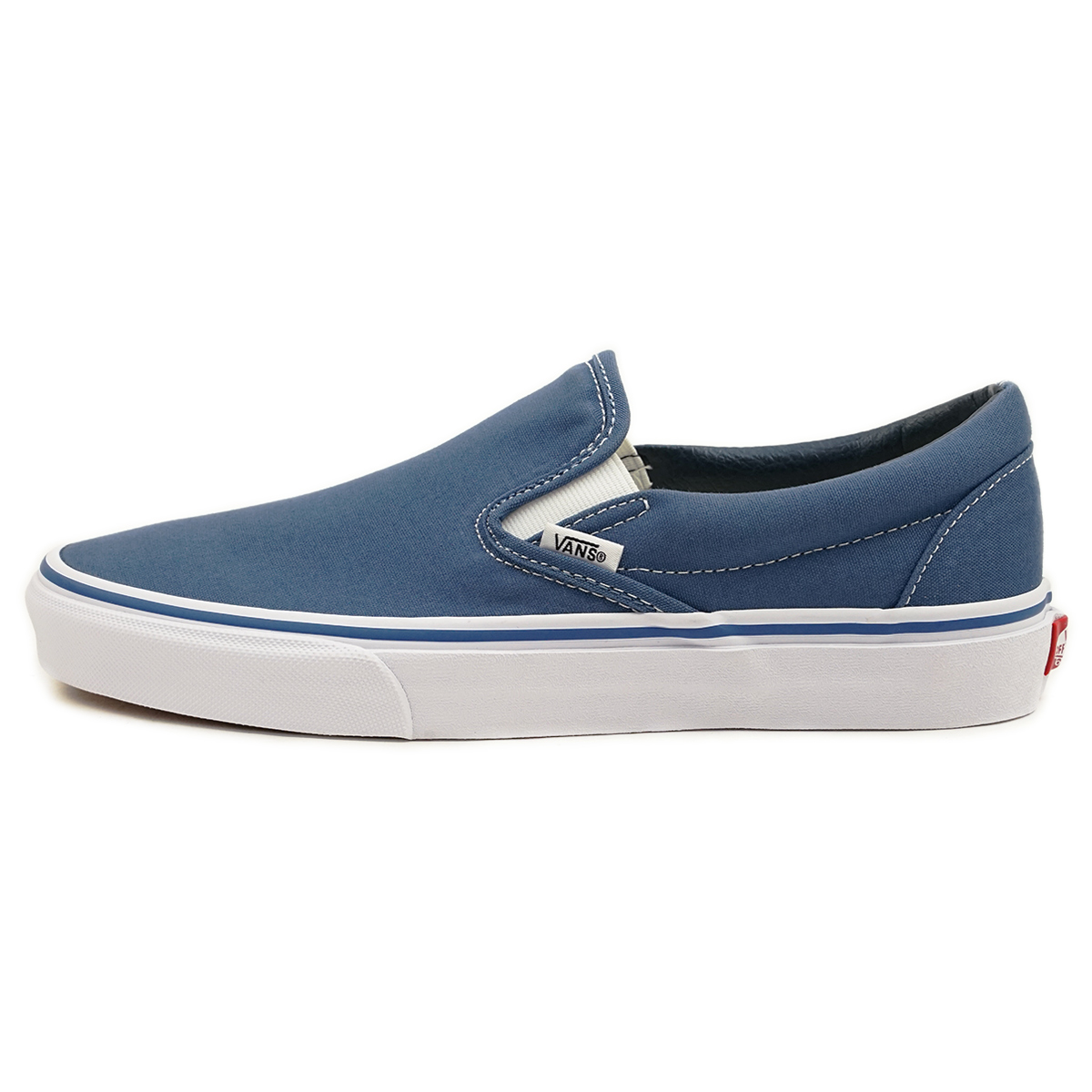 890ea02cbb246a Vans VANS United States standard classical music slip-ons navy (station  wagons slip-on CLASSIC SLIP-ON Navy)