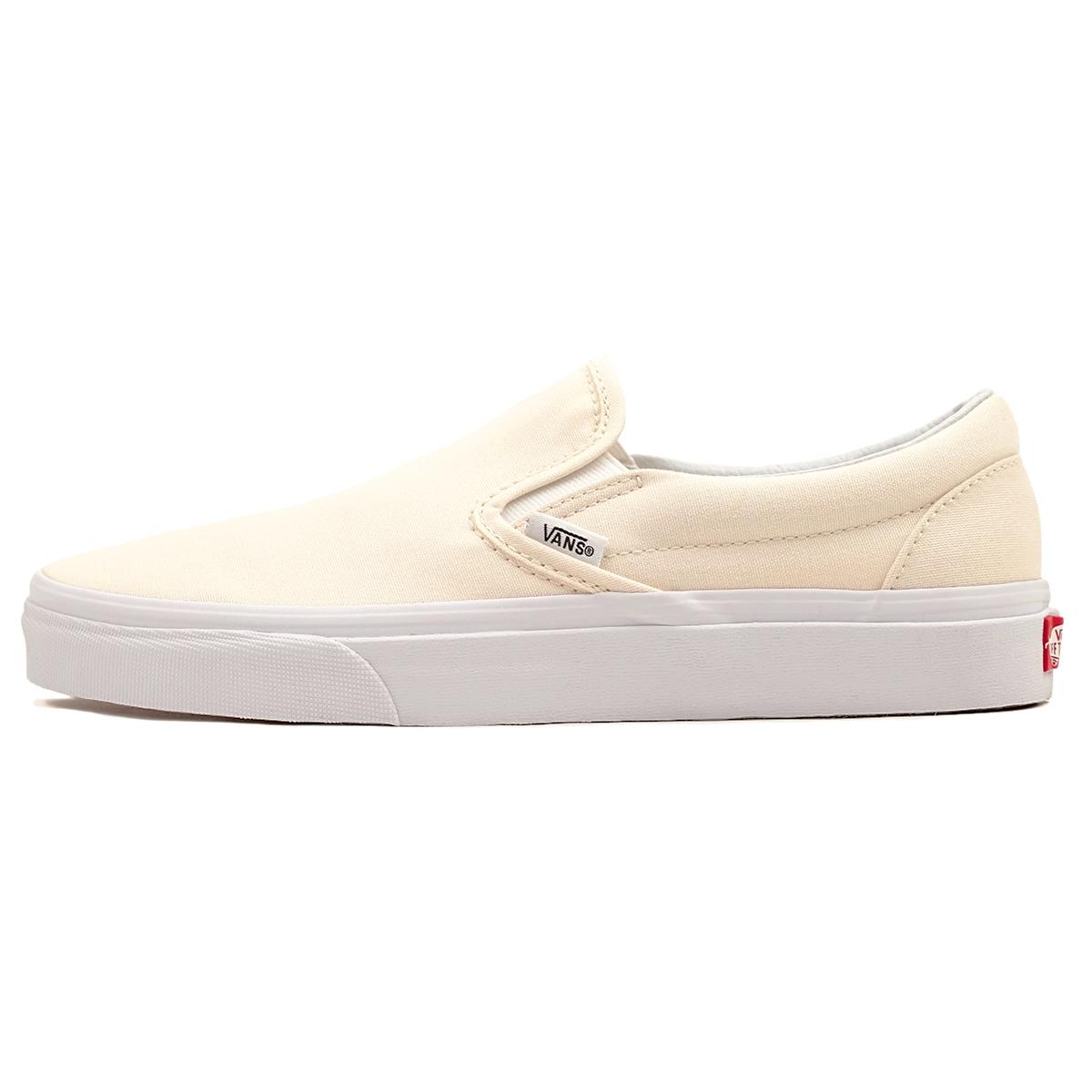 ace4cfee6fdedf Jalana  Vans VANS United States standard classical music slip-ons off-white  (station wagons slip-on CLASSIC SLIP-ON White)