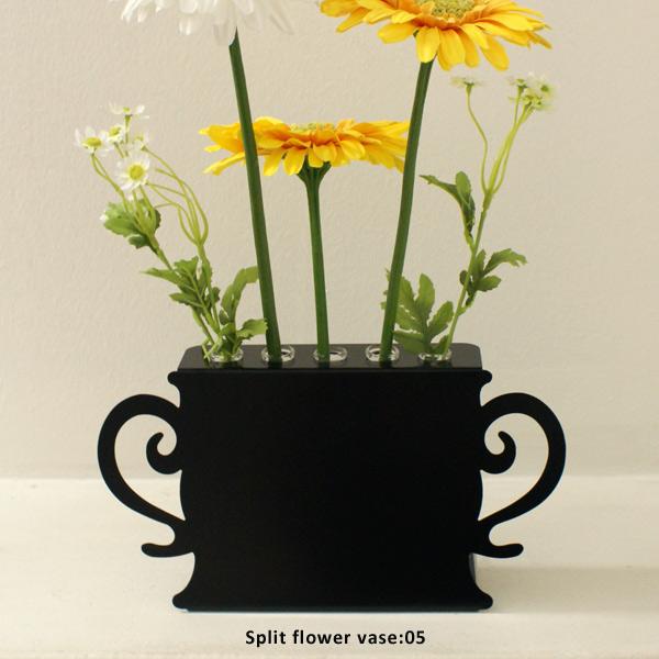 Jam store rakuten global market split flower vase05 vase type split flower vase05 vase type 5 glass tube flower vase vase iron iron modern antique design fashionable vases flower glass mightylinksfo