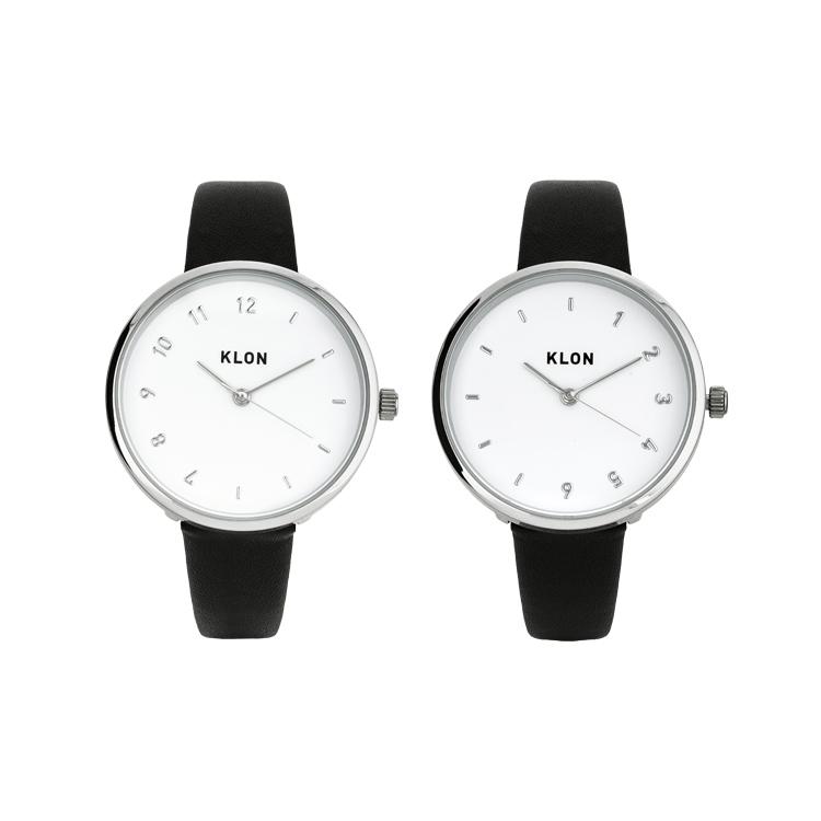 『CONNECTION ELFIN PAIR』KLON クローン 腕時計 ペアウォッチ 時をわけ合う カップル お揃い さりげない シンプル ギフト 記念日 誕生日