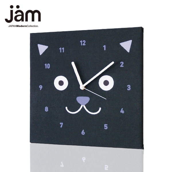 jamcollection Rakuten Global Market Cat Stylish wall clock
