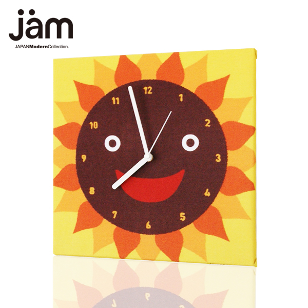 jamcollection Rakuten Global Market The sun Wall clock