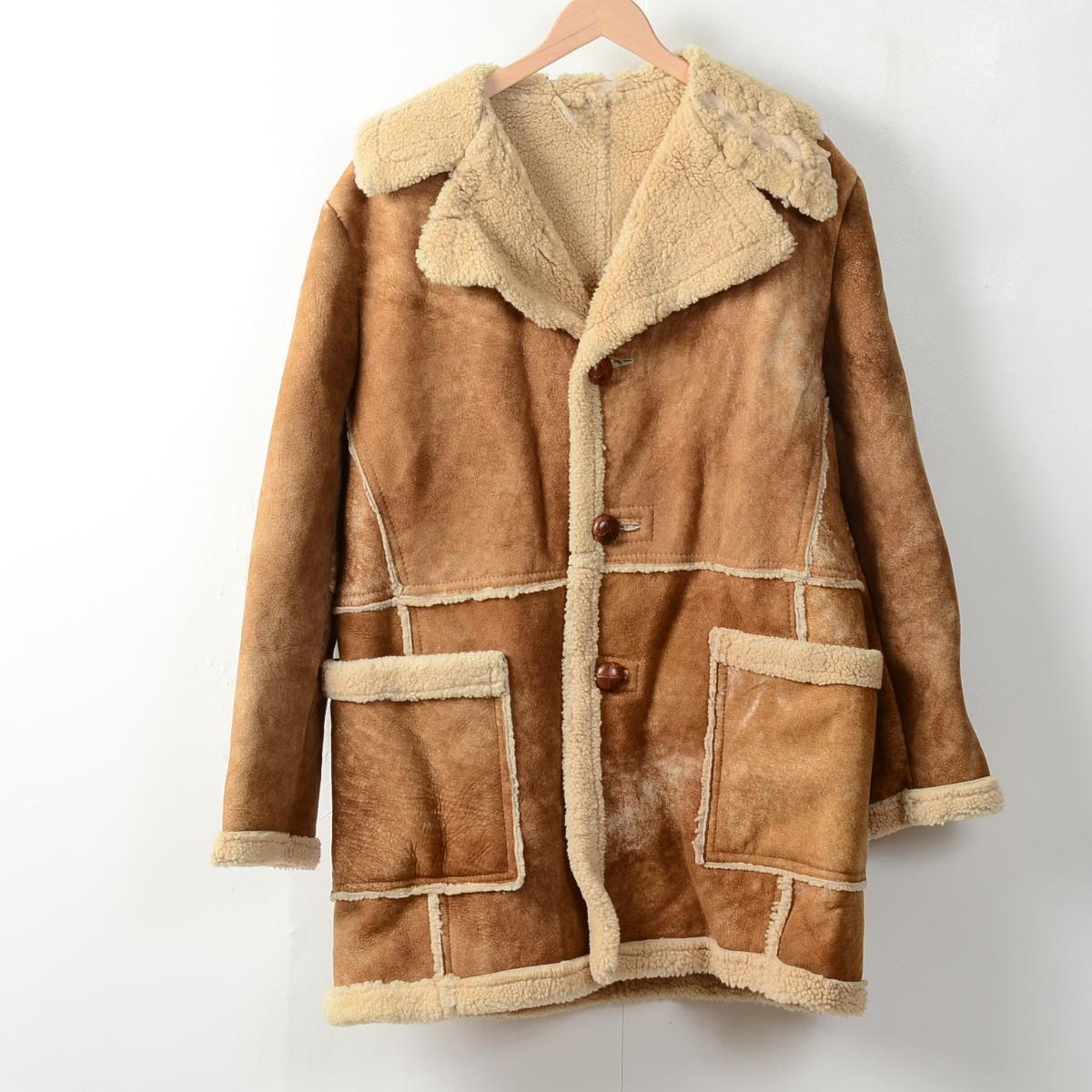 Sheepskin Coat Mens Vintage | Fashion Women's Coat 2017