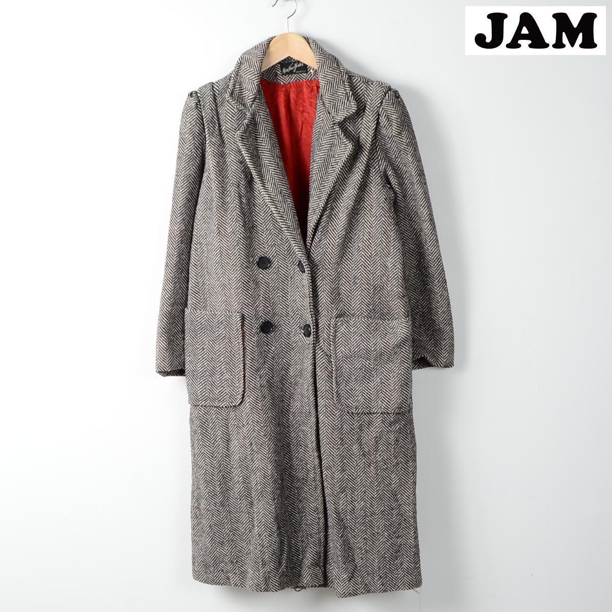 衣服的小姐纽约羊毛大衣双 CE 星 /wee4862