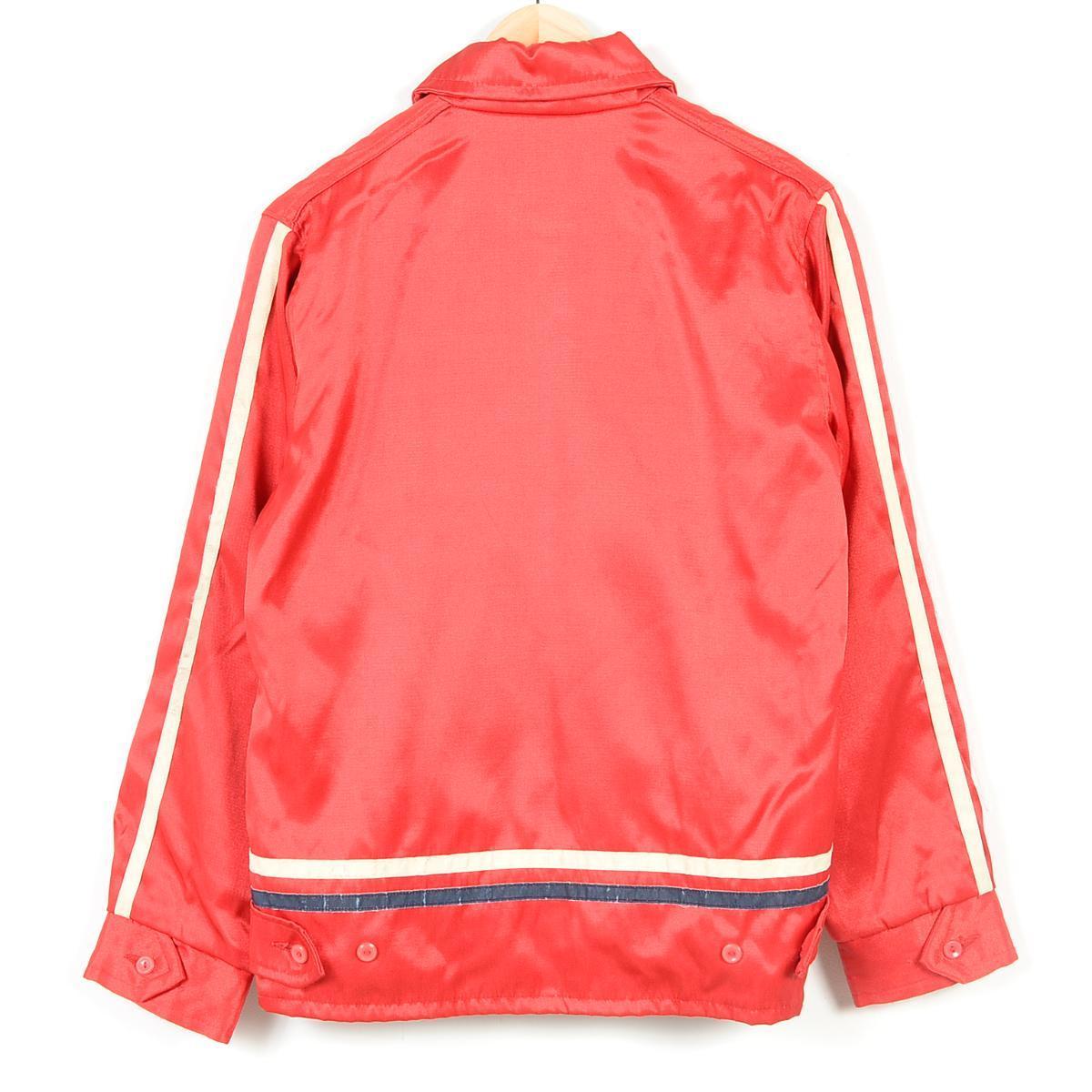 60 年代运动服亚马逊美国制缎夹套男装 M 复古运动服 /wei9176 150828。