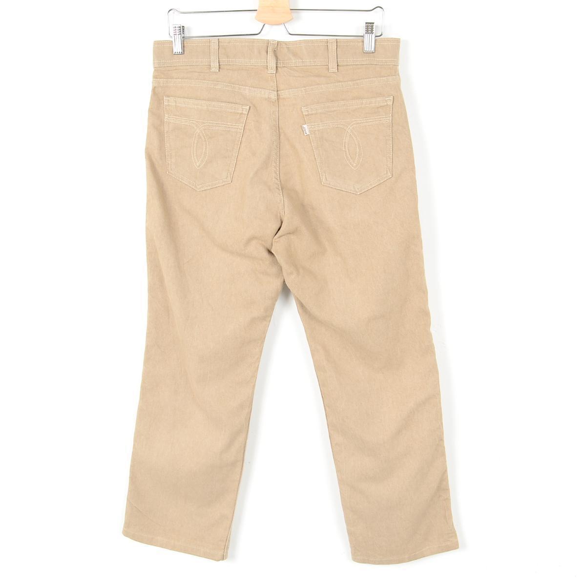 在美国棉裤子男装 w34 李维斯 /wej7968 李维斯与 SKOSH 更多房间 151003