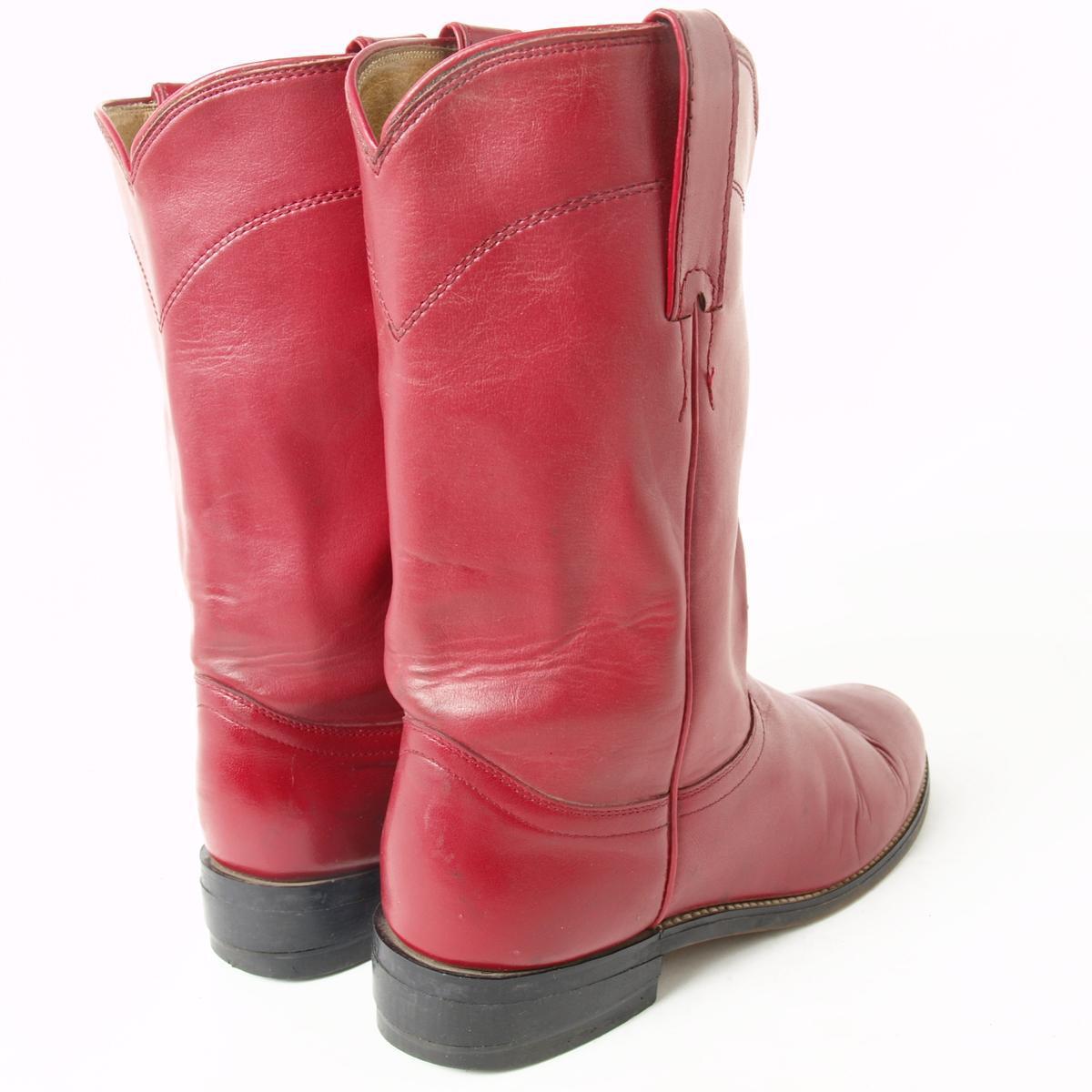 罗珀靴 7B 女士墨西哥由钻石 J 靴 24.0 厘米 /boh6495 151009