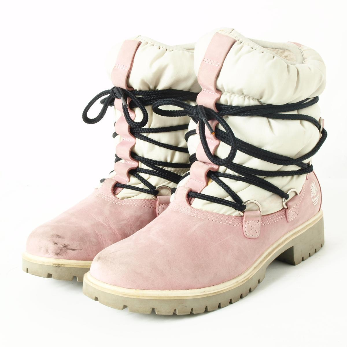 Timberland winter boots 7M Lady's 23.5cm Timberland boh8908 151119