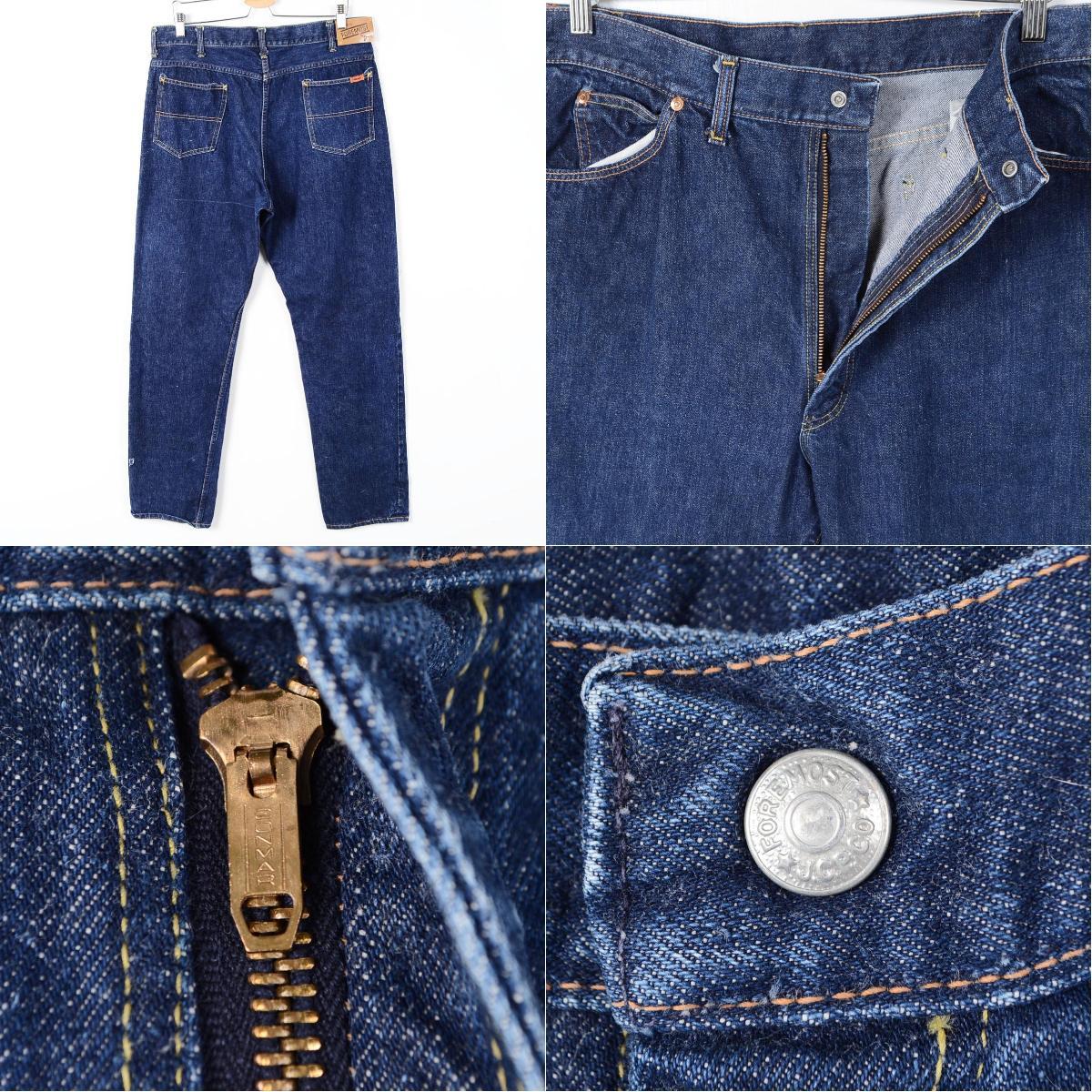 海军蓝色 60 jcpenny 至上片耳牛仔裤直牛仔长裤男装 w37 老式佩 /wel8491 151225