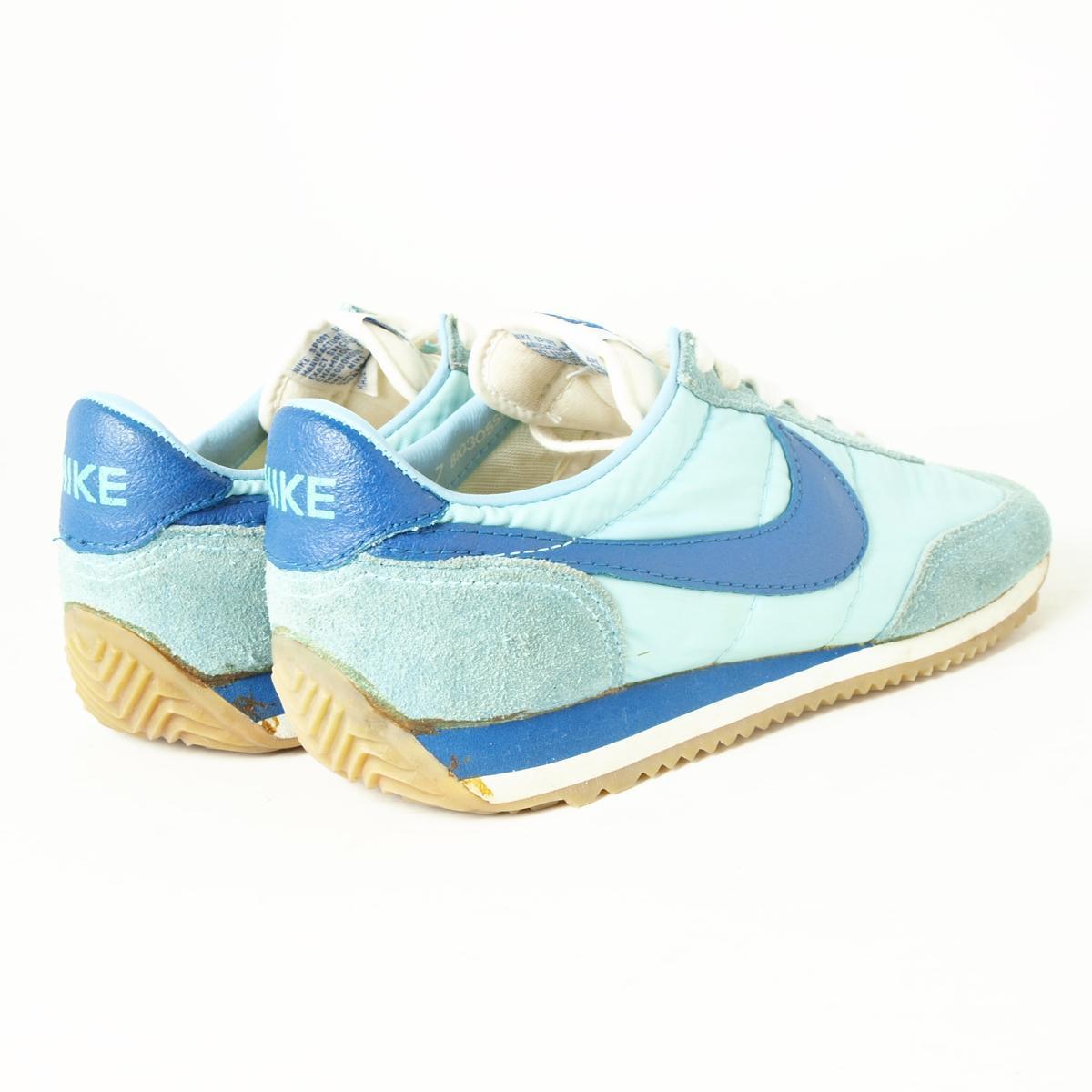 81年制造耐克OCEANIA大洋洲韩国制造运动鞋US7女士24.0cm复古NIKE/boi4033 160311