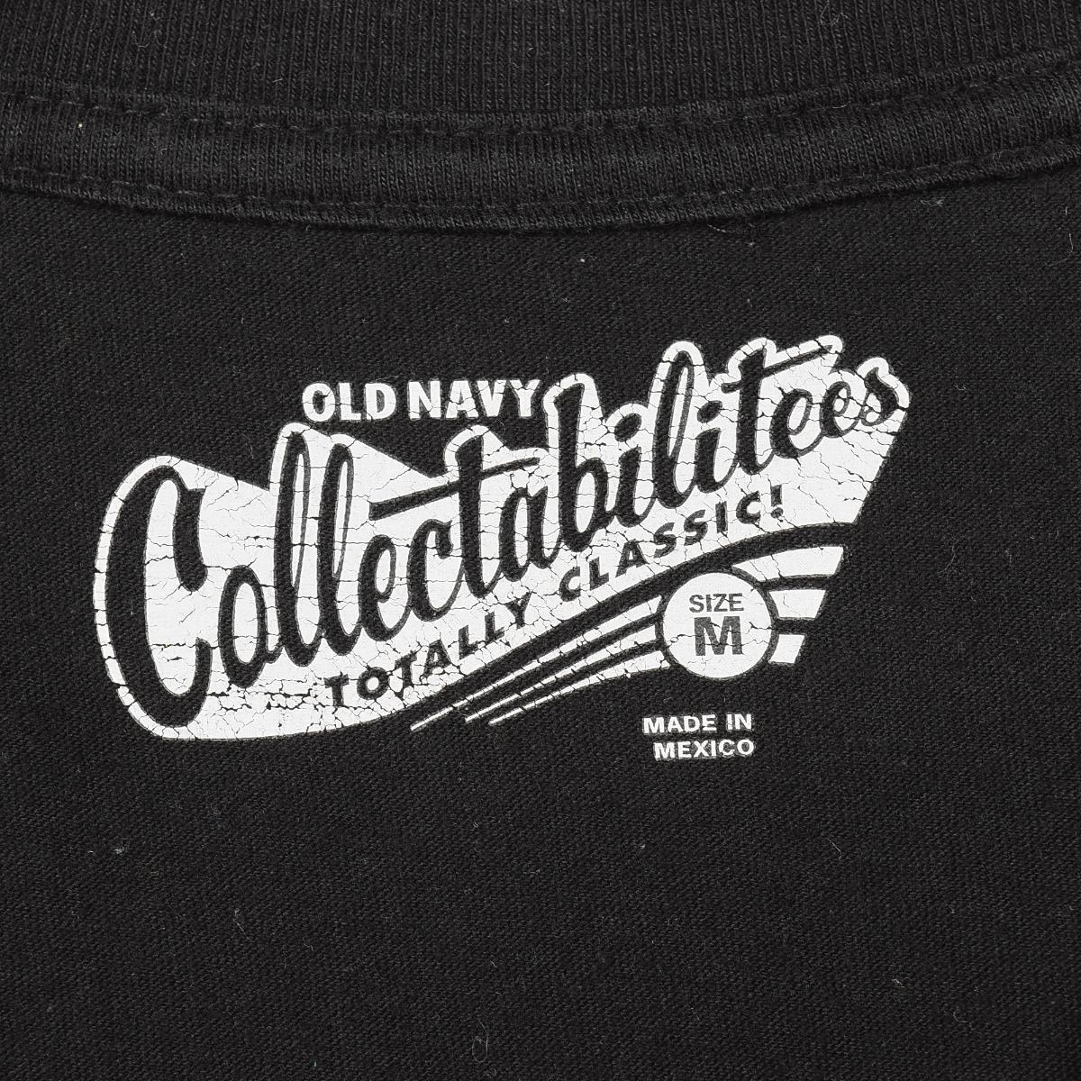 Black t shirt old navy - Bob Marley Bob Marley Band T Shirt Mens M Old Navy Collectabilitees Weo3341 160505