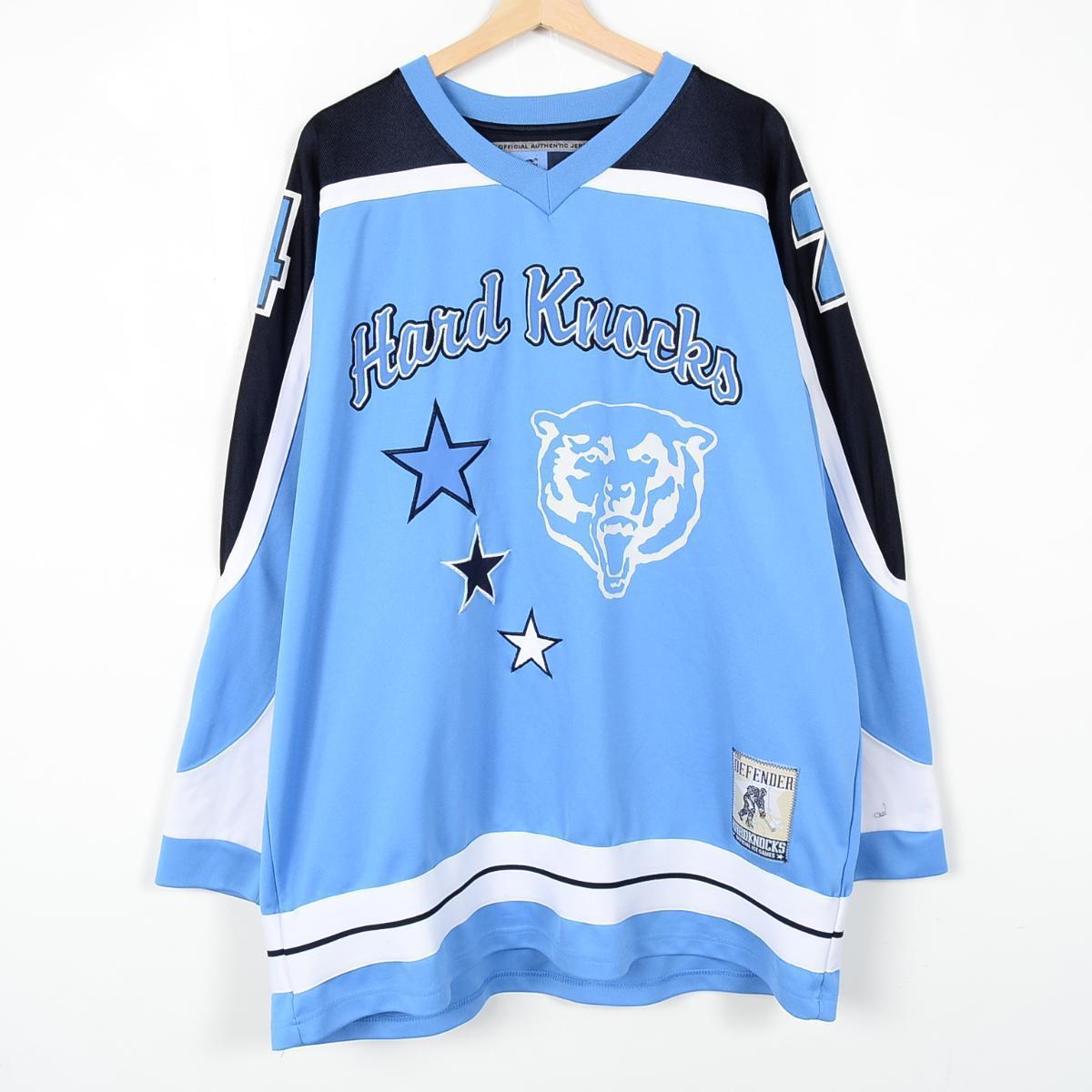 SOHK SCHOOL OF HARD KNOCKS曲棍球衬衫人XL HKA/wep2992 160618