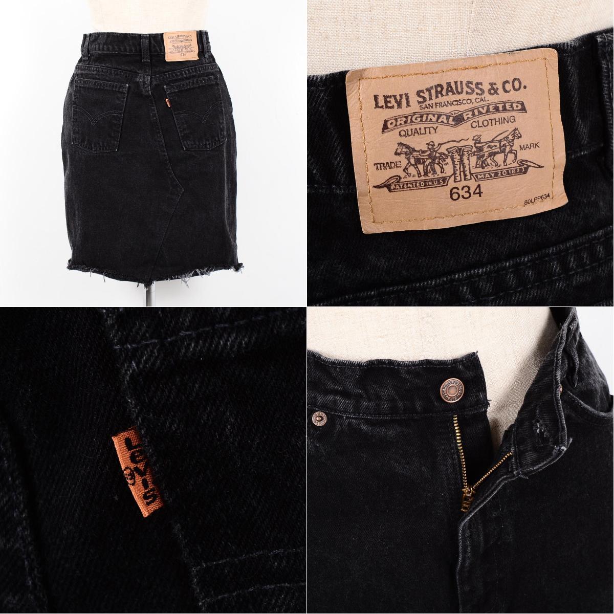 VINTAGE CLOTHING JAM TRADING | Rakuten Global Market: Levis 634 ...