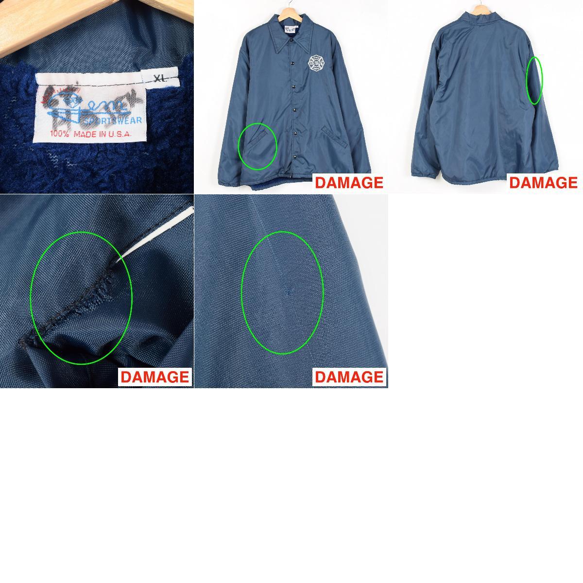 创业板运动服美国教练夹克男装 XL /wet3963 160901
