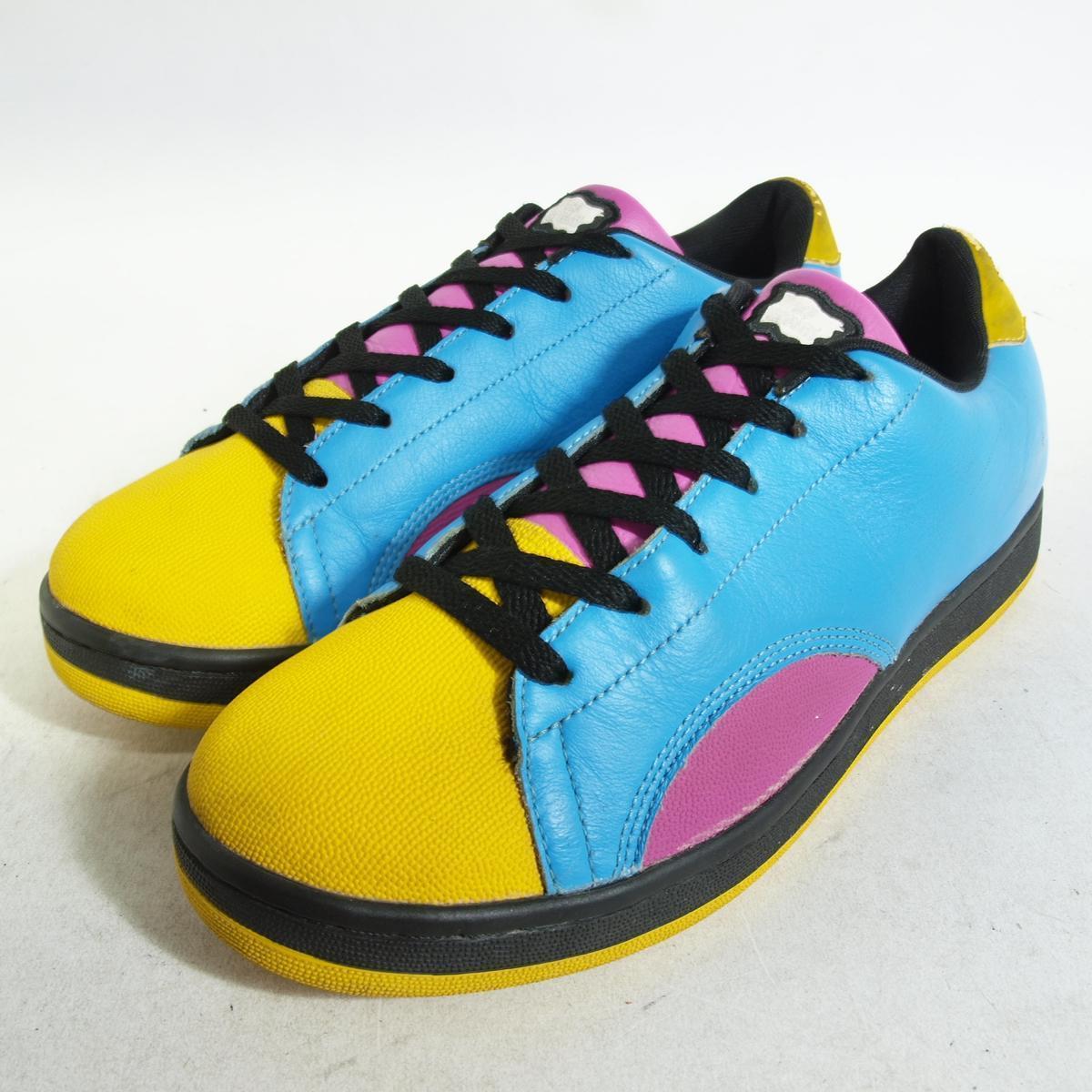 锐步 x 冰激淋板翻转 2 运动鞋,US9.5 男子 27.5 厘米锐步 /boj2595 160827