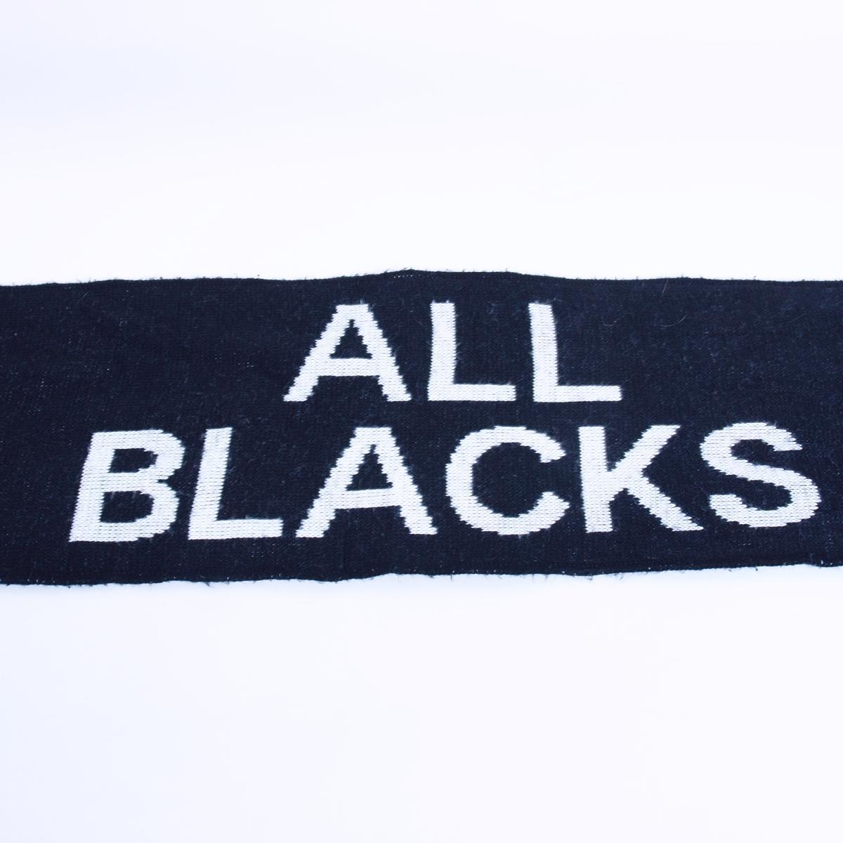 Adidas football club scarves all blacks football scarf adidas /anb0048 160831