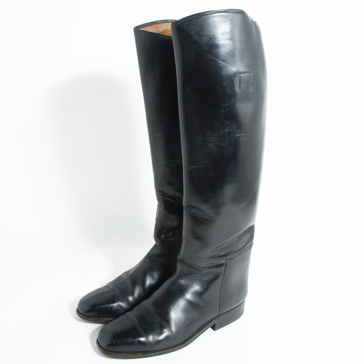 ジョッキー乗馬ブーツ 5 レディース23.0cm /boj4948 【中古】【古着屋JAM】 160916【SS1903】