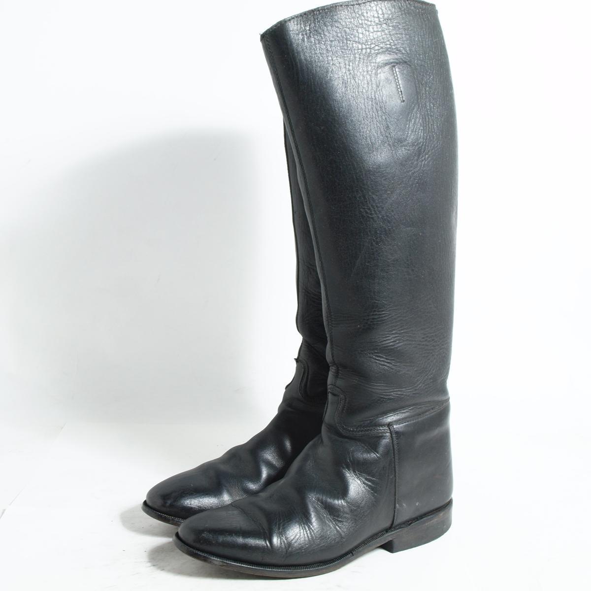 ケーニッヒ ジョッキー乗馬ブーツ 5.5 レディース23.5cm KONIGS /boj5715 【中古】 【170805】【SS1903】