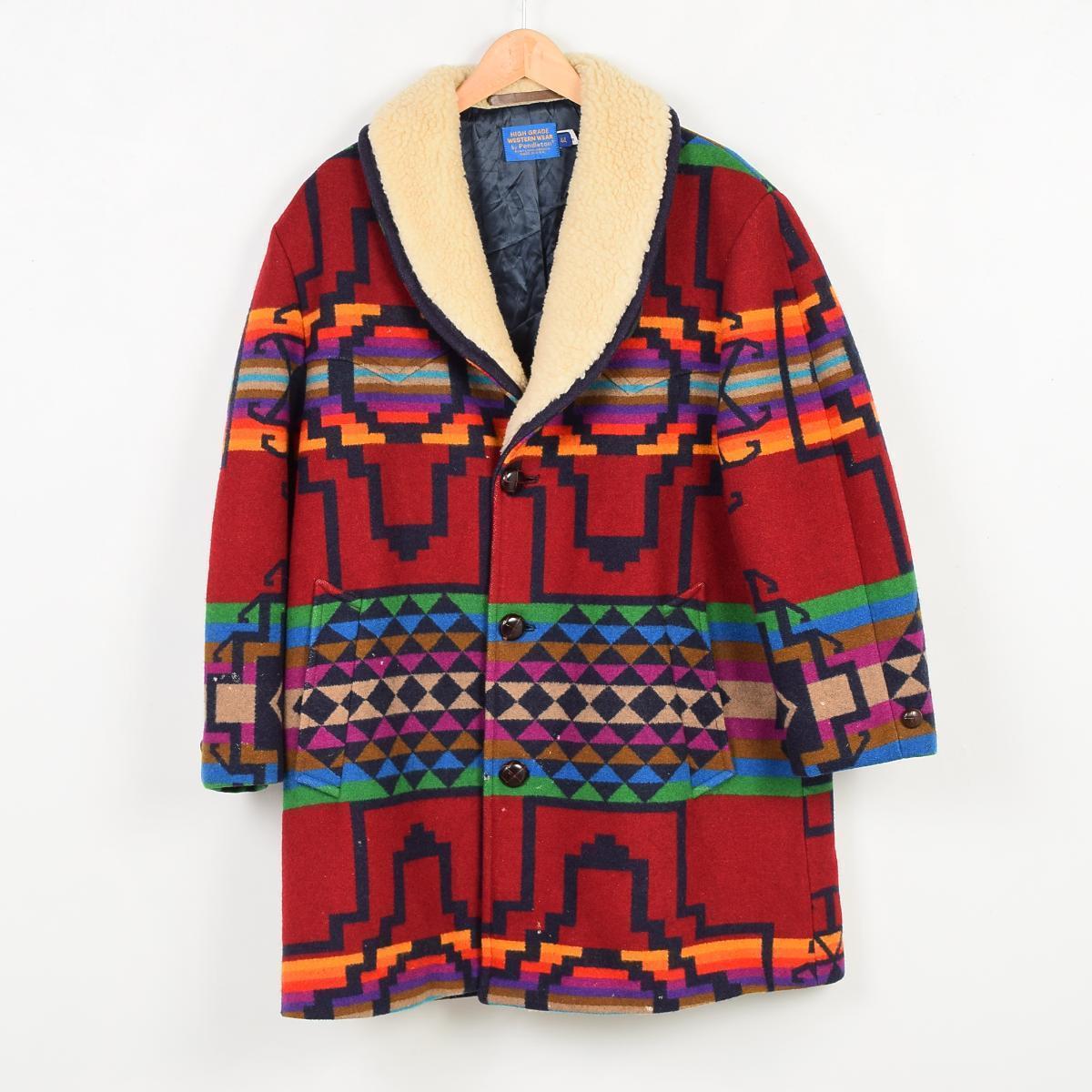 VINTAGE CLOTHING JAM   Rakuten Global Market: Pendleton HIGH GRADE ...