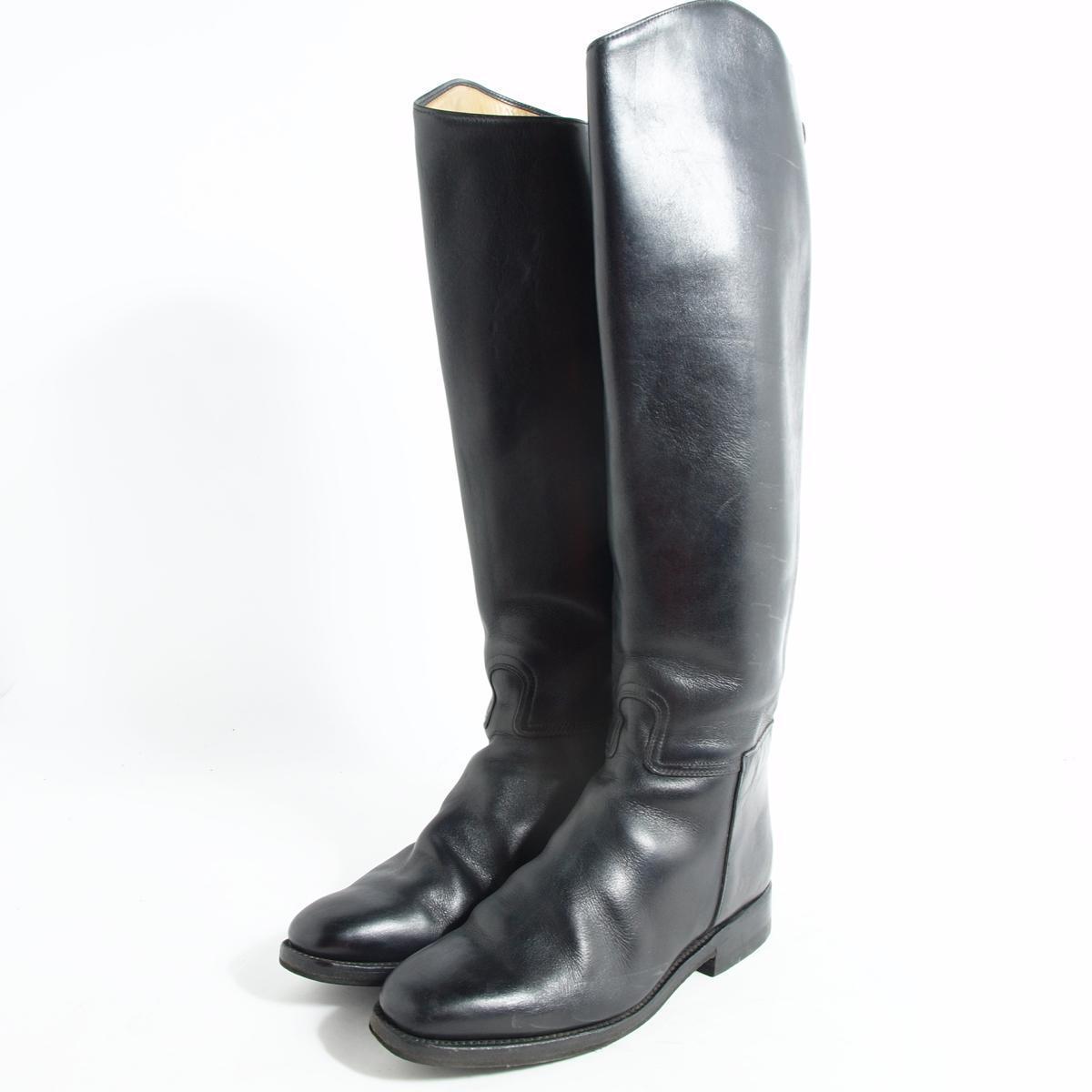 カバロ ジョッキー乗馬ブーツ 5 レディース23.0cm Cavallo /boj9970 【中古】【古着屋JAM】 【161026】【SS1903】