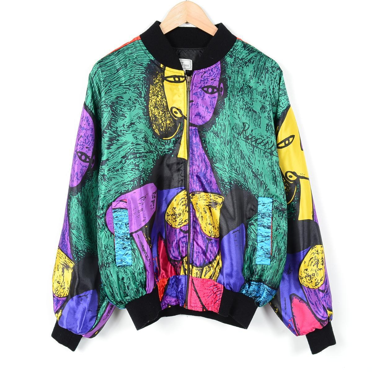 PICASSO毕加索总花纹防寒夹克服人XL GDT TOO/wew1844
