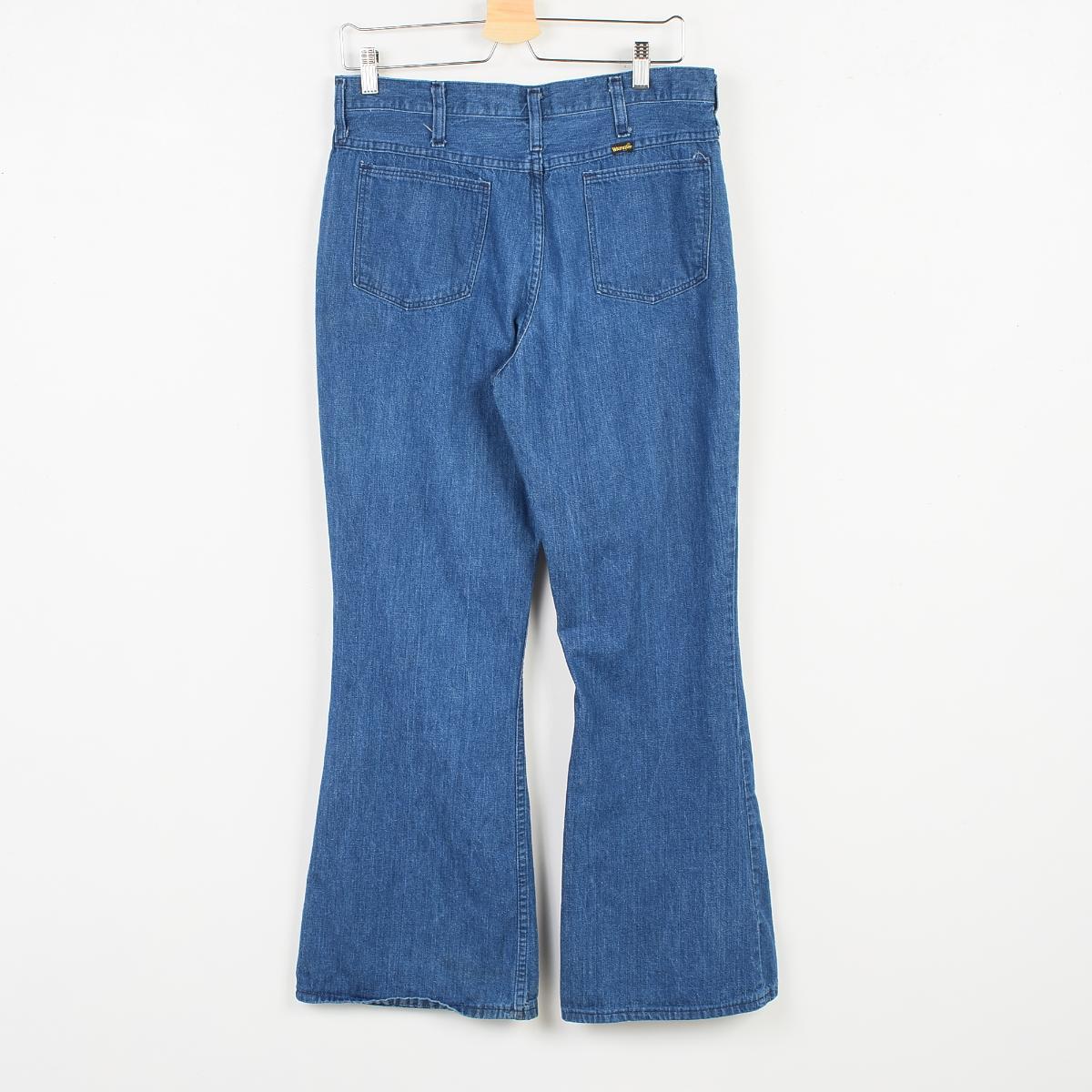 VINTAGE CLOTHING JAM TRADING | Rakuten Global Market: 70s Wrangler ...
