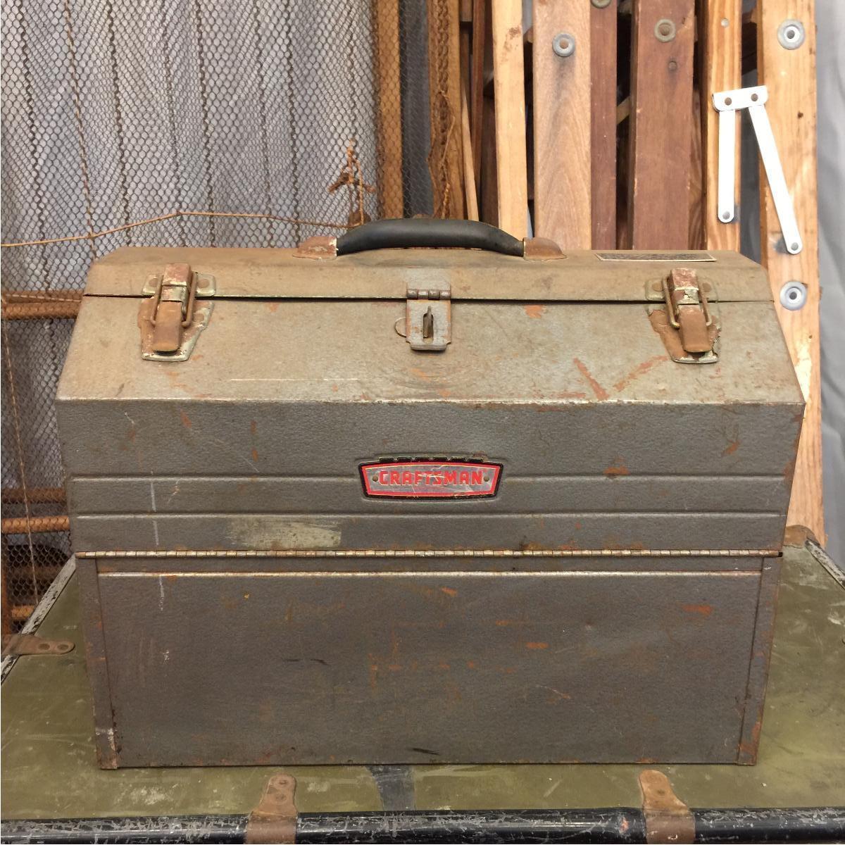 クラフツマン USA製 ツールボックス 工具箱 CRAFTSMAN ガーデニング/god0407 【中古】 【161201】【SS1801】
