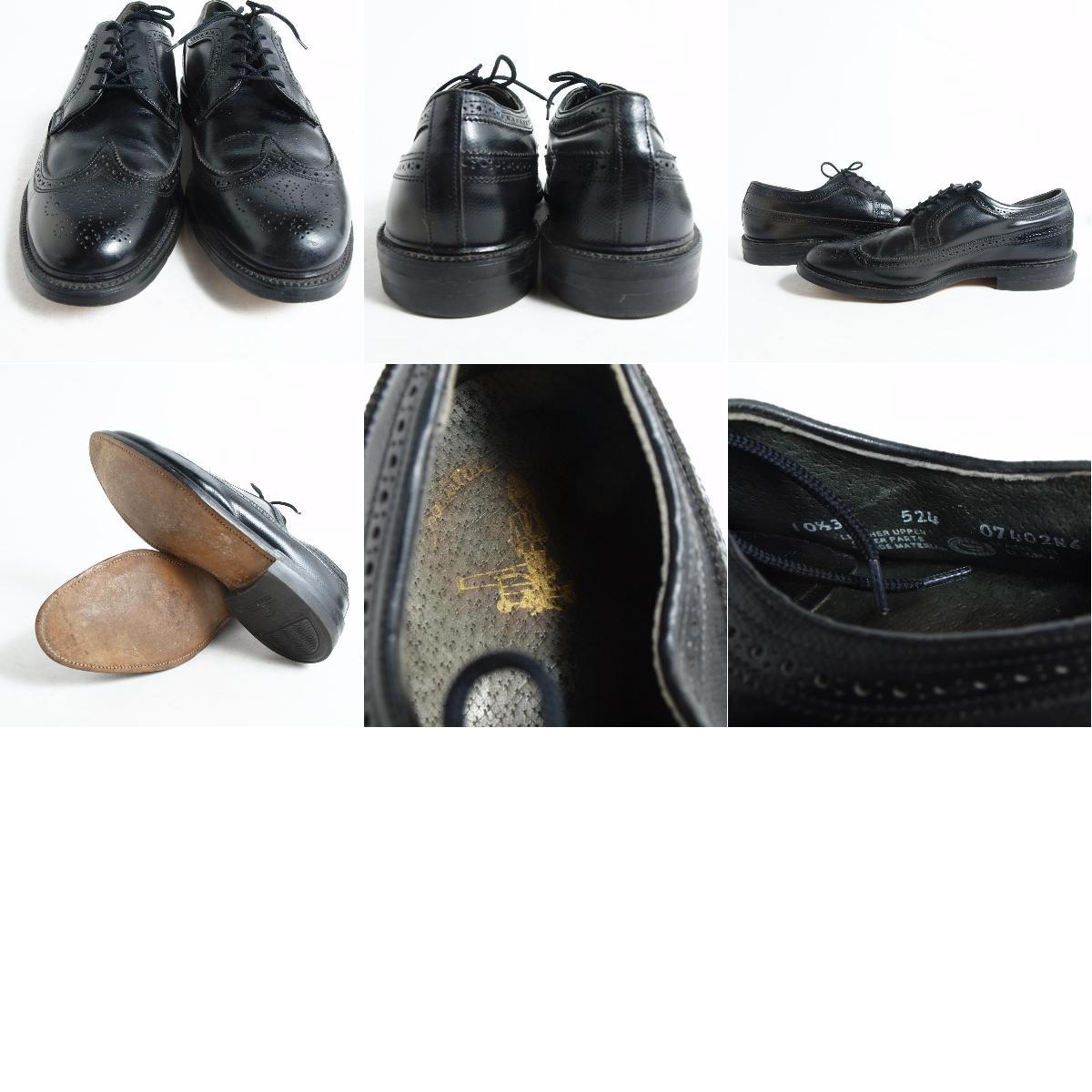 梅森行政帝国美国作翼尖鞋 10.5 3E 男装 28.5 厘米梅森 /bok5297