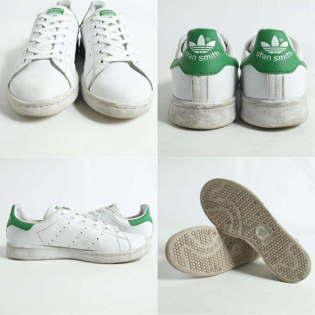 阿迪达斯STAN SMITH Stan Smith运动鞋US5女士23.5cm adidas/bok6682