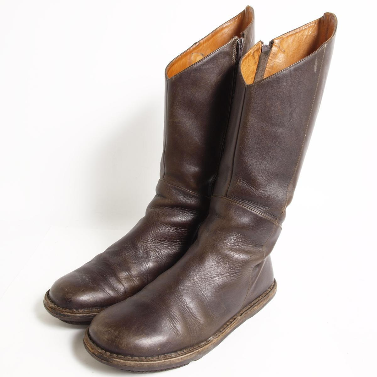 トリッペン デザインドブーツ 40 メンズ25.0cm Trippen /bok1670 【中古】 【170121】【US1803-1】