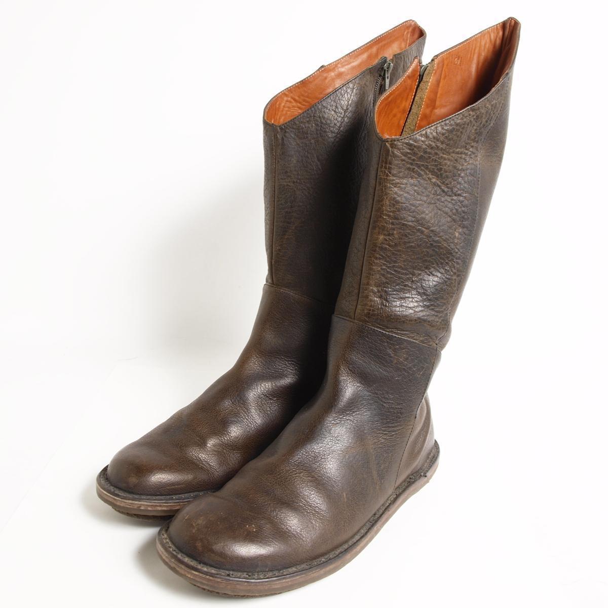 トリッペン デザインドブーツ 41 メンズ26.0cm Trippen /bok1672 【中古】 【170121】【US1803-1】