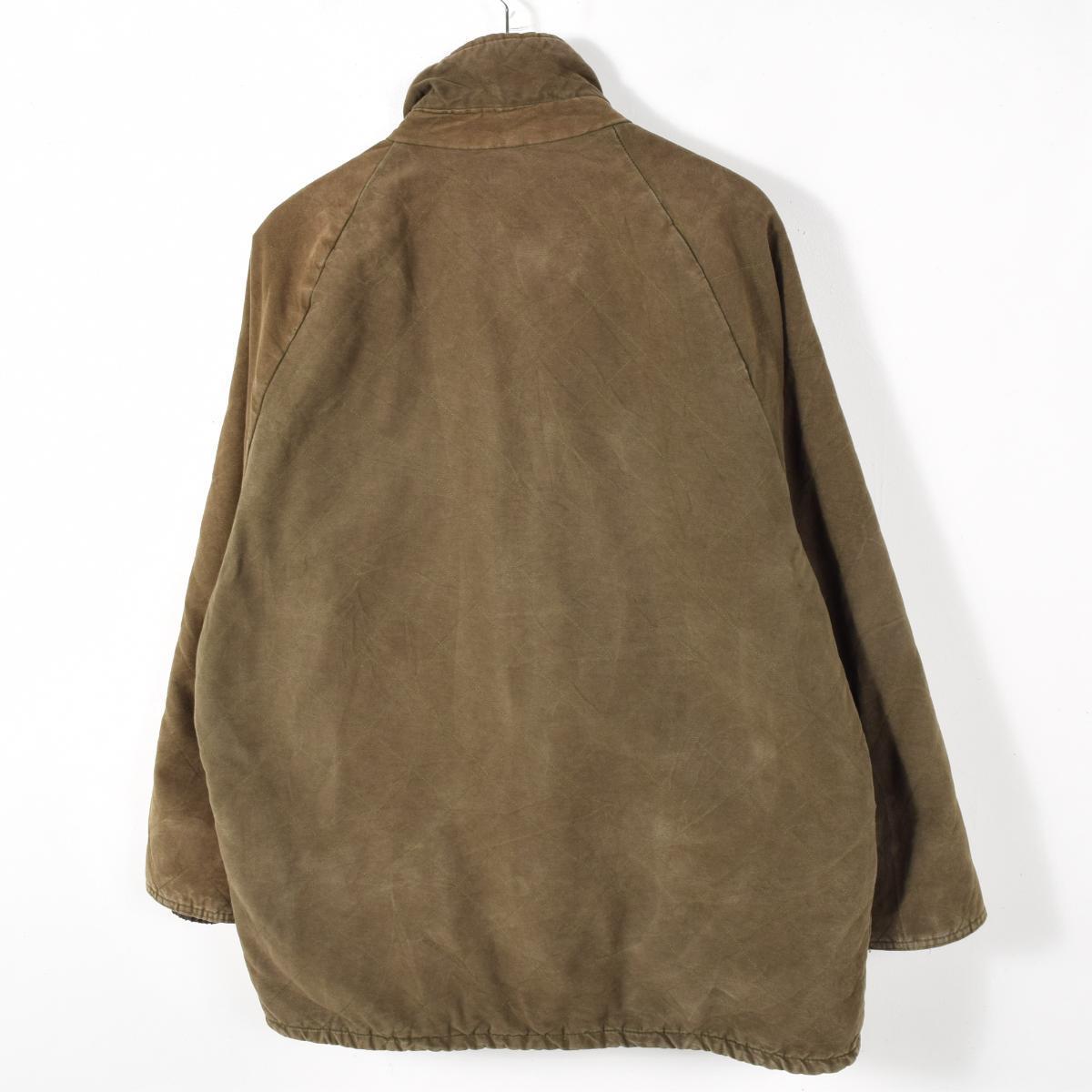 含babua ENDURANCE WATERPROOF QUILT JACKET英国制造中的棉的商城皮肤绗缝茄克人XL Barbour/wez2794