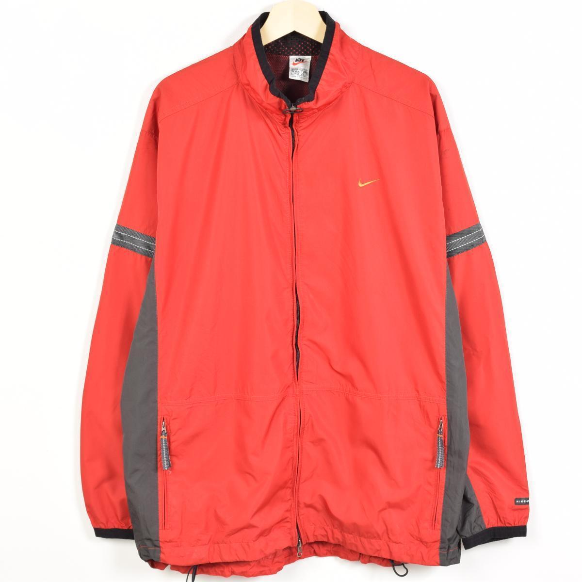 16c1ae8b9460 VINTAGE CLOTHING JAM  Nike windbreaker men XL NIKE  wab2772 ...