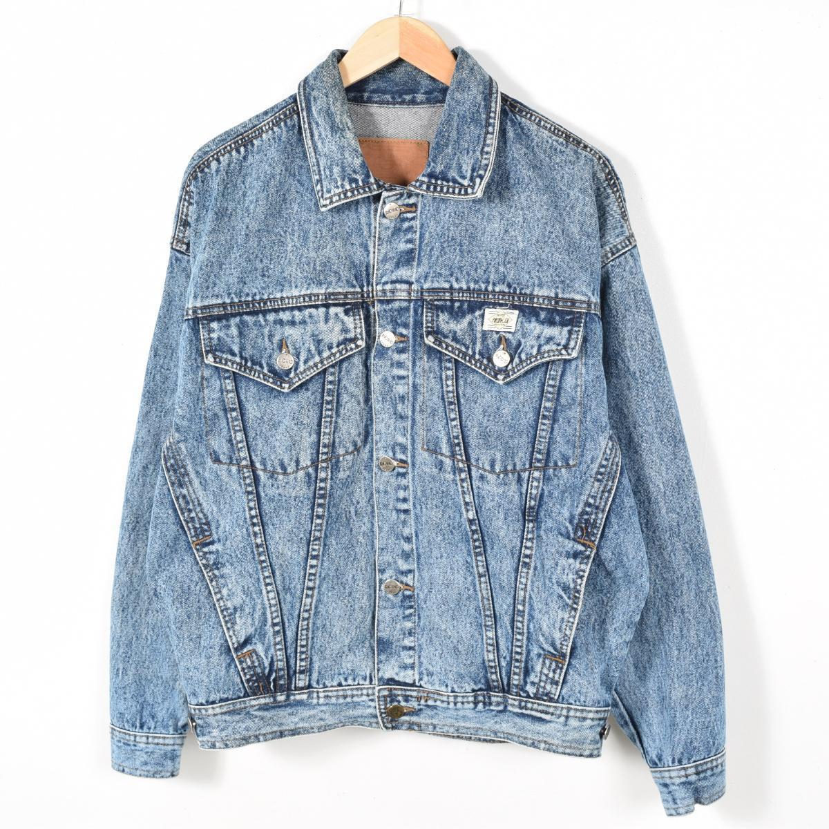 VINTAGE CLOTHING JAM TRADING | Rakuten Global Market: Denim jacket ...
