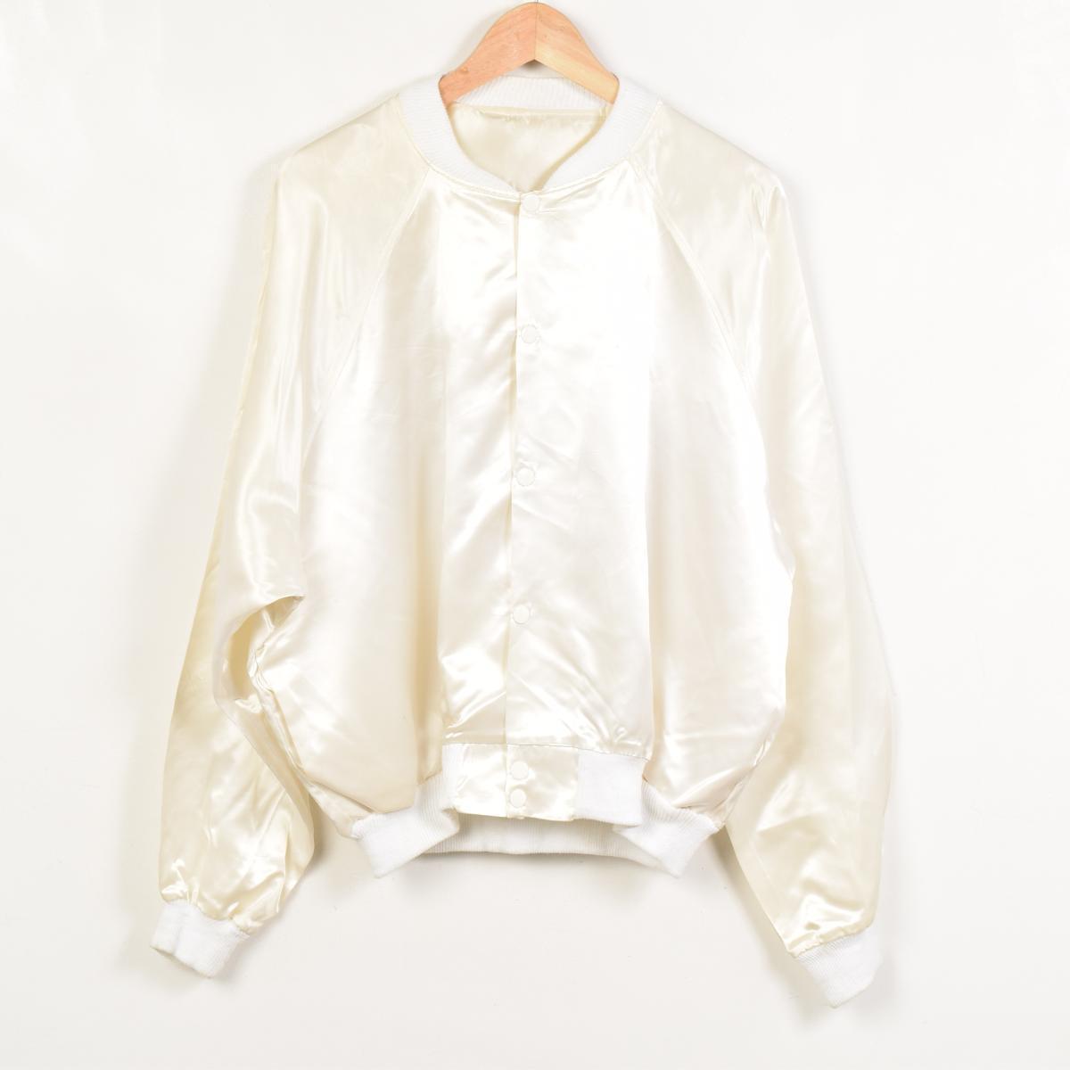 ELVIS PRESLEY Elvis Presley背印刷套衫奖茄克人XL DIAMOND DUST/wac2389