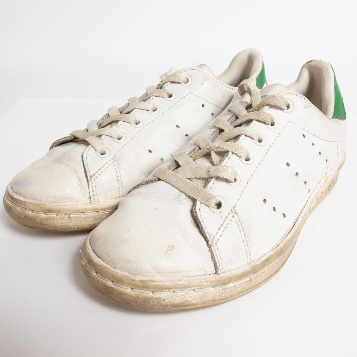 Sneakers Lady's 22.0cm vintage adidas /bok8235 made in Adidas STAN SMITH Stan Smith France