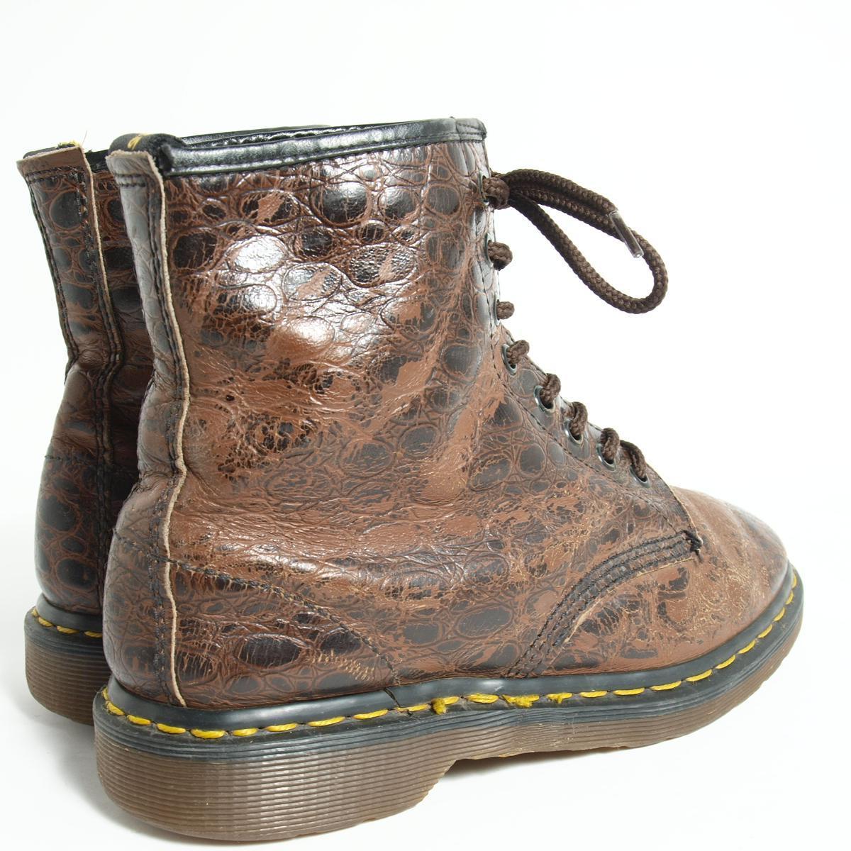8 hall boots UK7 men 25.5cm Dr.Martens /bok8564 made in the doctor Martin U.K.
